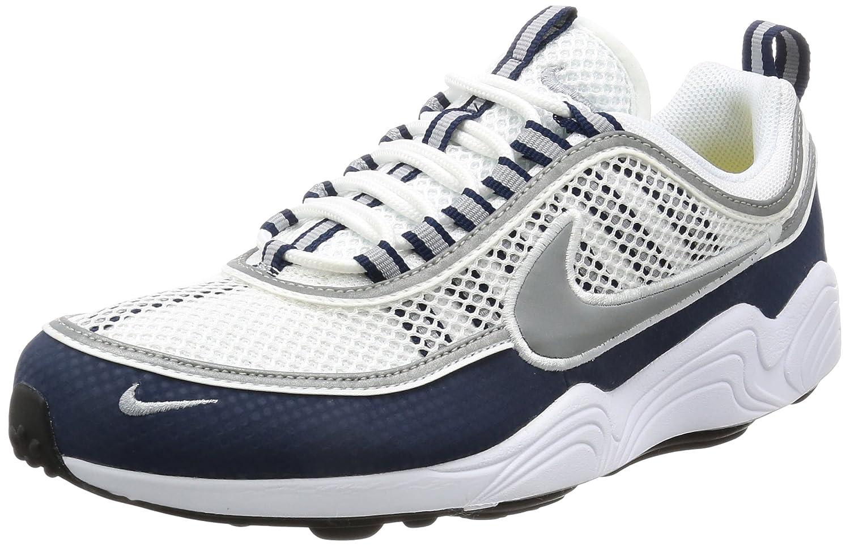 Nike Air Zoom Spiridon Schuhe Sneaker Neu  45 EU|White/Silver-Light Midnight