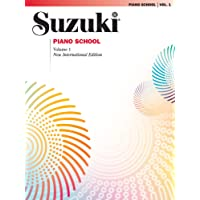 Suzuki Piano School 1
