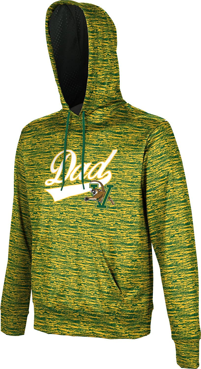 University of Vermont Fathers Day Mens Pullover Hoodie School Spirit Sweatshirt Brushed