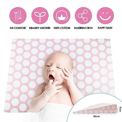 Baby Spass - Almohada para Bebe Anticólicos - Cojín con ...