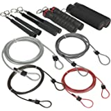 SPRI Interchangeable Jump Rope System