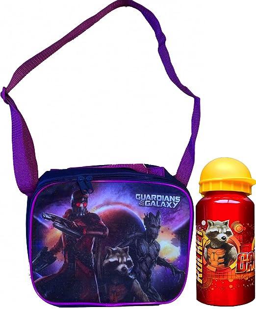 Guardianes de la Galaxy para almuerzo caja ajustable para ...
