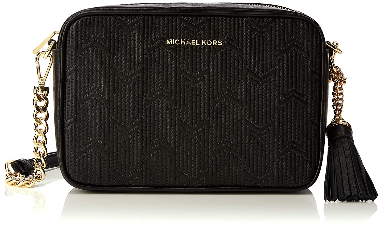 Michael Kors Damen Medium Camera Bag Business Tasche