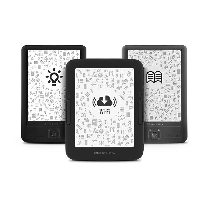 Energy Sistem ebook eReader Screenlight 6