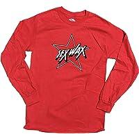 Sex Wax Men's Long Sleeve T-Shirt (Choose Style Size)