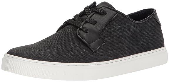 Tommy Hilfiger Men's MCKENZIE Shoe, black, 10 Medium US