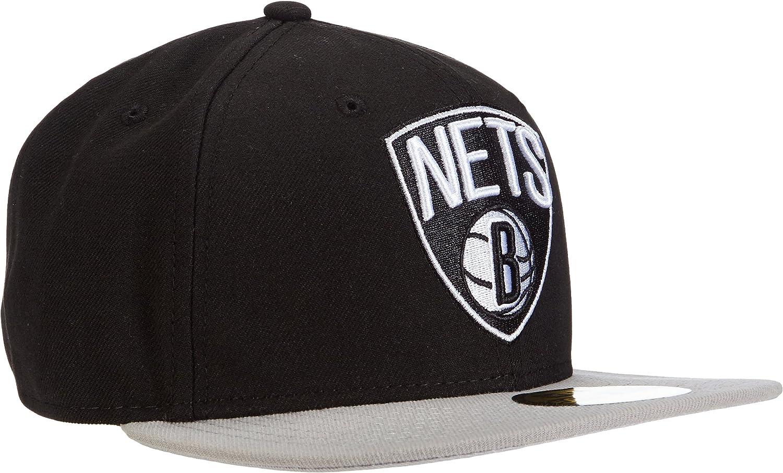 A NEW ERA Era NBA Basic Brooklyn Nets Gorra, Hombre: Amazon.es ...