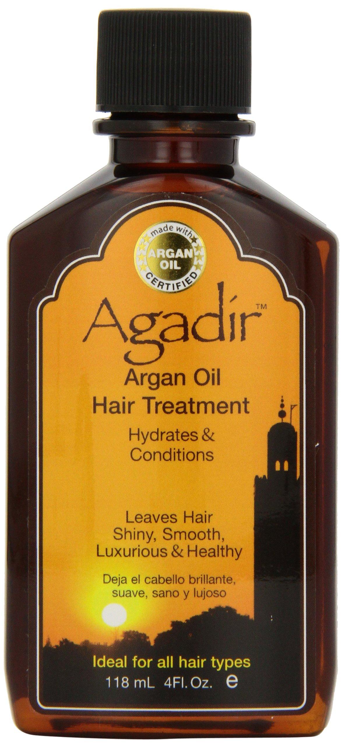 Agadir Argan Oil Treatment, 4-Ounce