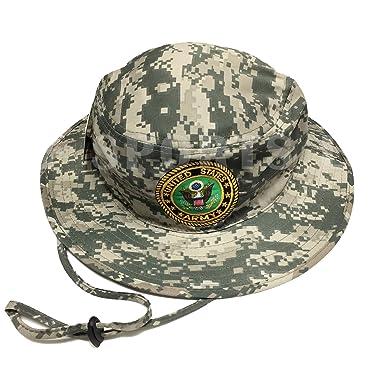 c6538b8c139 Army Gear U.S. Military U.S. Army Bucket Hat Digital Camo Desert Men s Fishing  Boonie Hiking Hunting