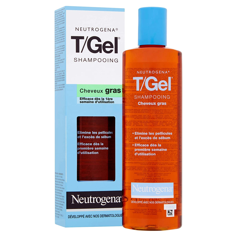Neutrogena T Gel Shampoo For Greasy Hair 250 Ml Beauty Clear Complete Soft Care Men 340