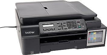 Brother MFC-T800W Multifuncional Inyección de Tinta 27 ppm 6000 x ...