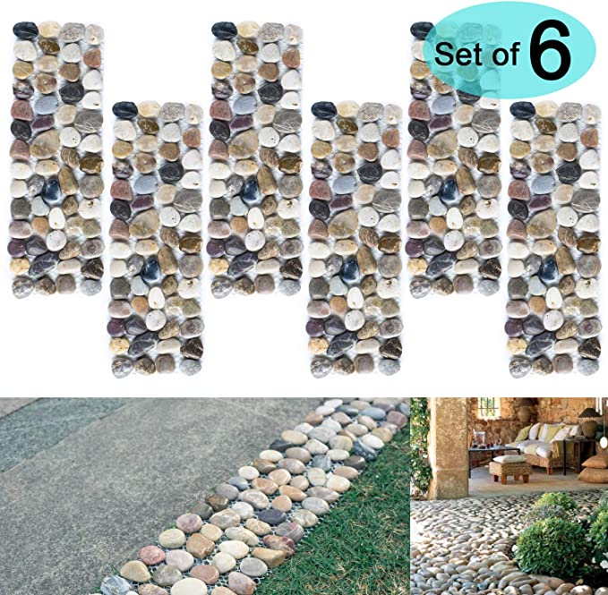 LANDSCAPING 29 LB WHITE MARBLE  STONE AQUARIUM SUBSTRATE TREES FLOWERBEDS ECT.!
