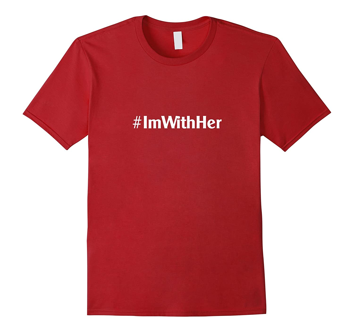 #ImWithHer - Im with her t-shirt-BN