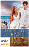 Barefoot Bay: Train My Heart (Kindle Worlds Novella)
