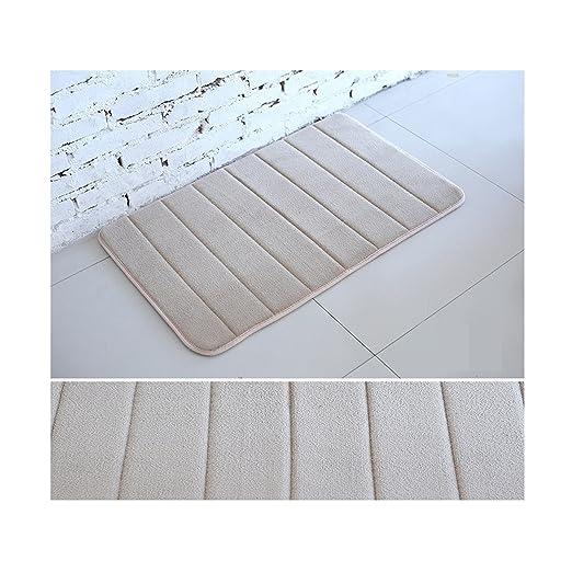Nicole Knupfer Memory Foam Badematte Badezimme Teppich Modern 16mm
