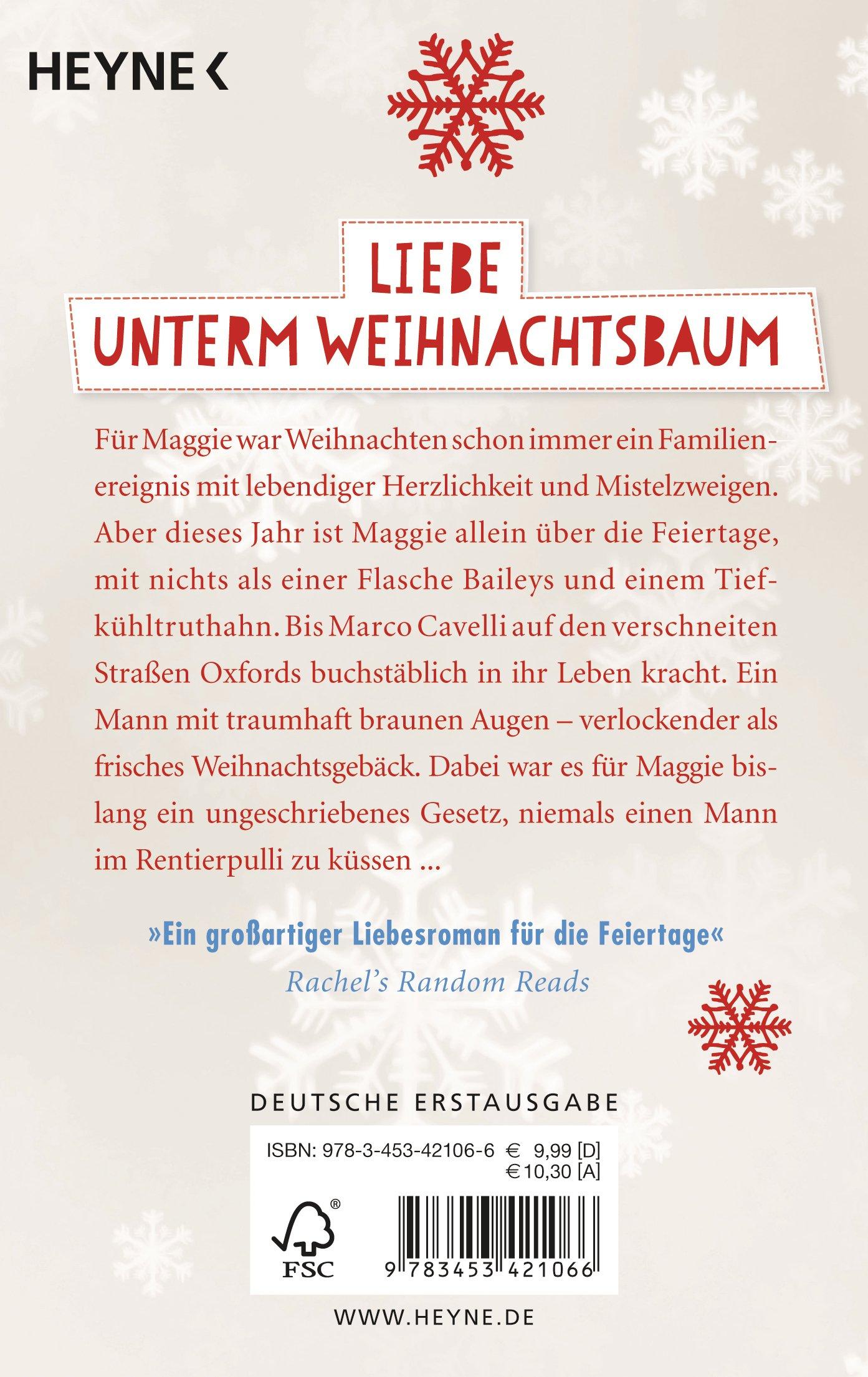 Weihnachtspunsch und Rentierpulli: Roman: Amazon.de: Debbie Johnson ...
