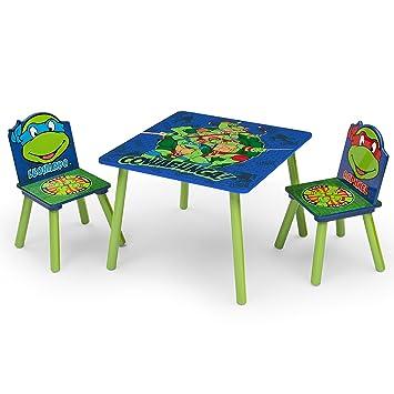 Tremendous Amazon Com Delta Children Table Chair Set Nickelodeon Ibusinesslaw Wood Chair Design Ideas Ibusinesslaworg