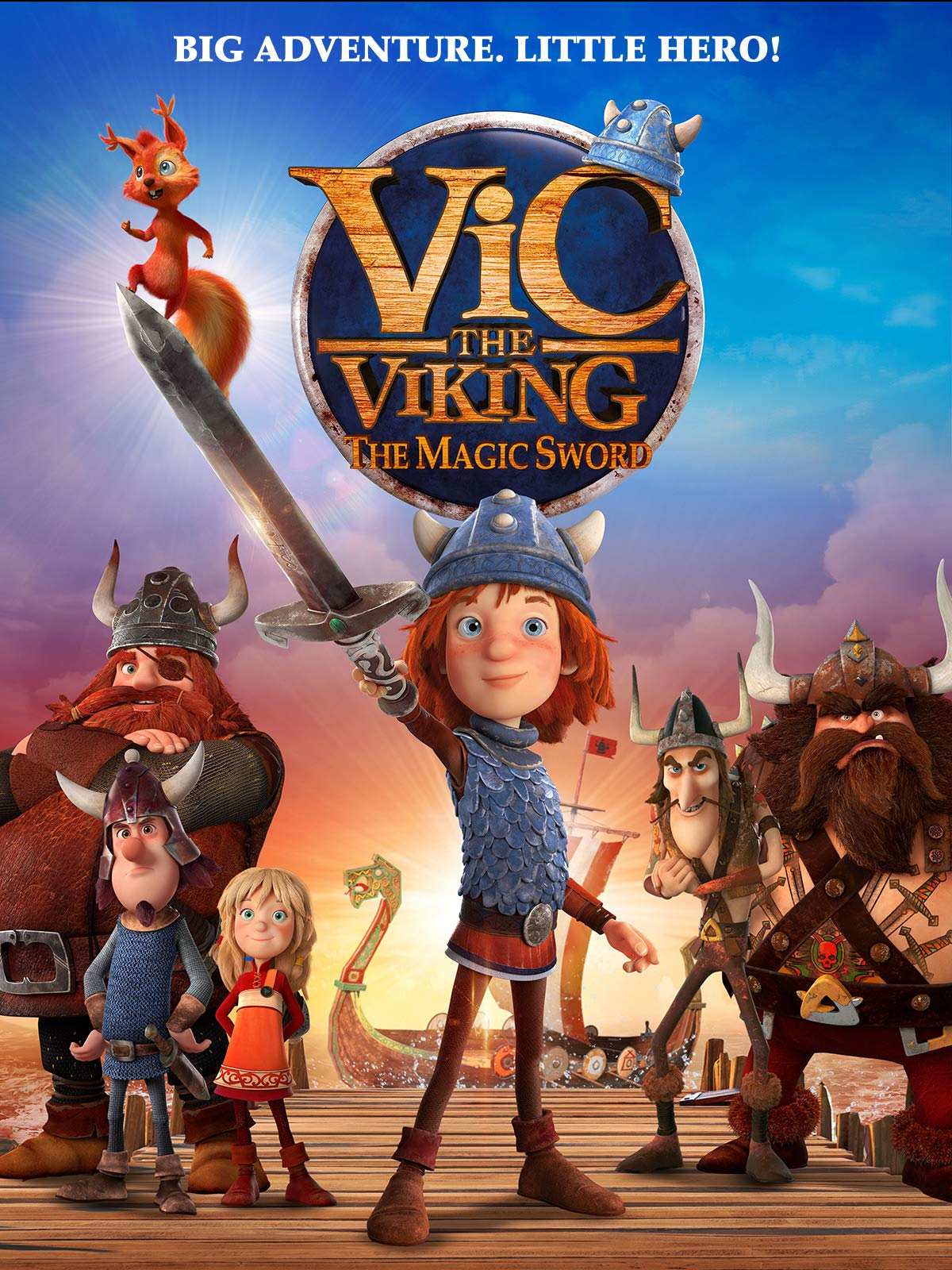 Vic the Viking: The Magic Sword