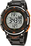 Armitron Sport 40/8254 - Reloj de pulsera digital con cronógrafo y correa de resina para hombre