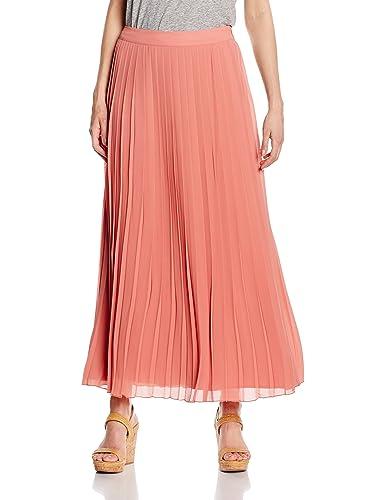 Tom Tailor solid plissee skirt - Falda para mujer