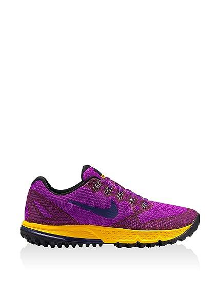 8db2755b74ef7 Nike Women s Running Shoes veilchenrosa Gelb 5.5 UK  Amazon.co.uk ...