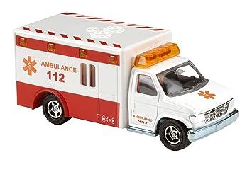 Rescuers Ambulance Teams Majo Piles Majorette Sans Véhicule 67fgvIYmby