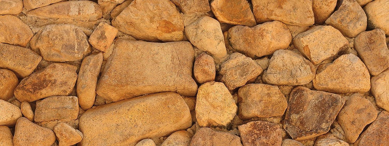HD Stone Aquarium Background 18 x 48 Rocky Fish Tank Background 55 FGallon Amber Rock