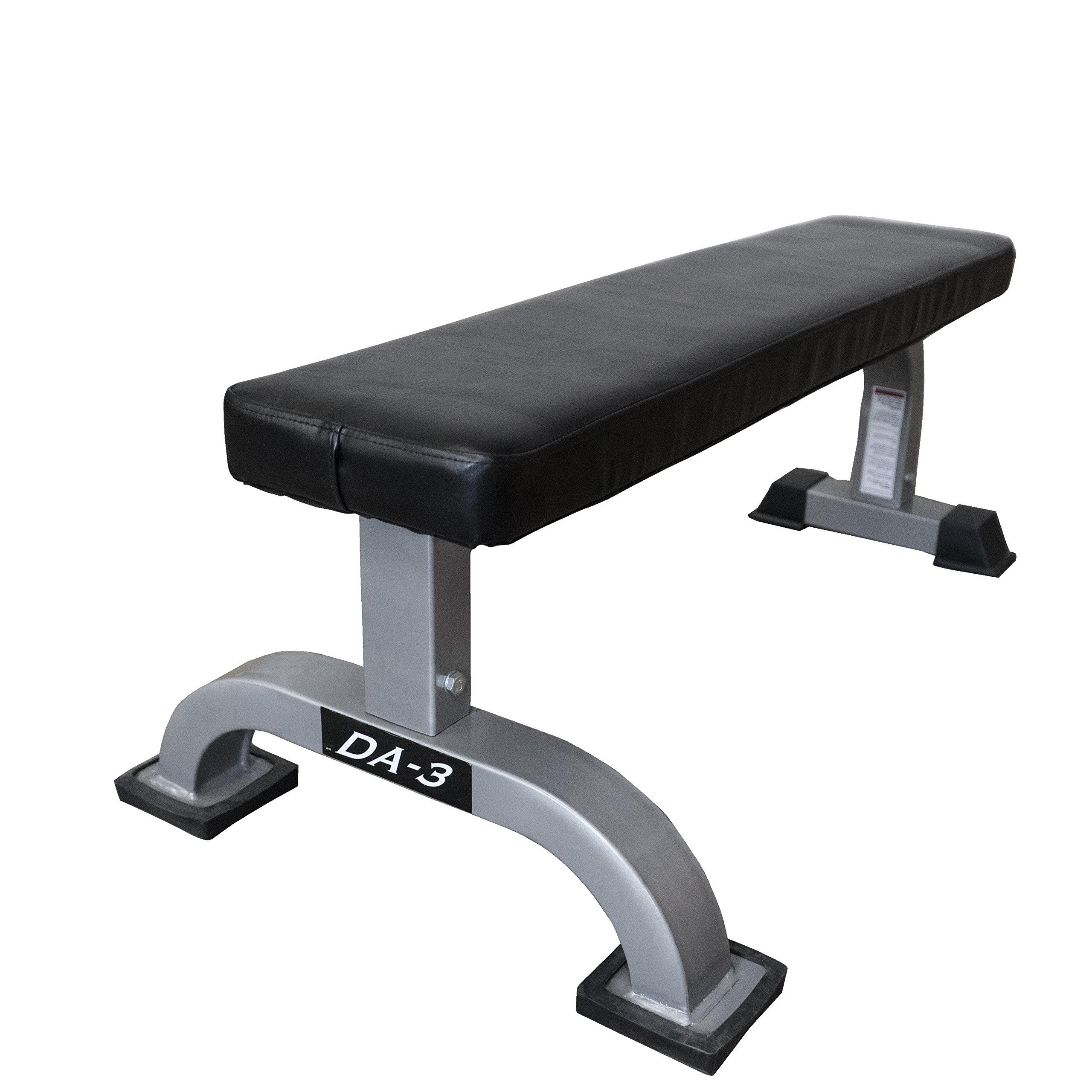Valor Fitness Hard Core Flat Bench for Weight Training