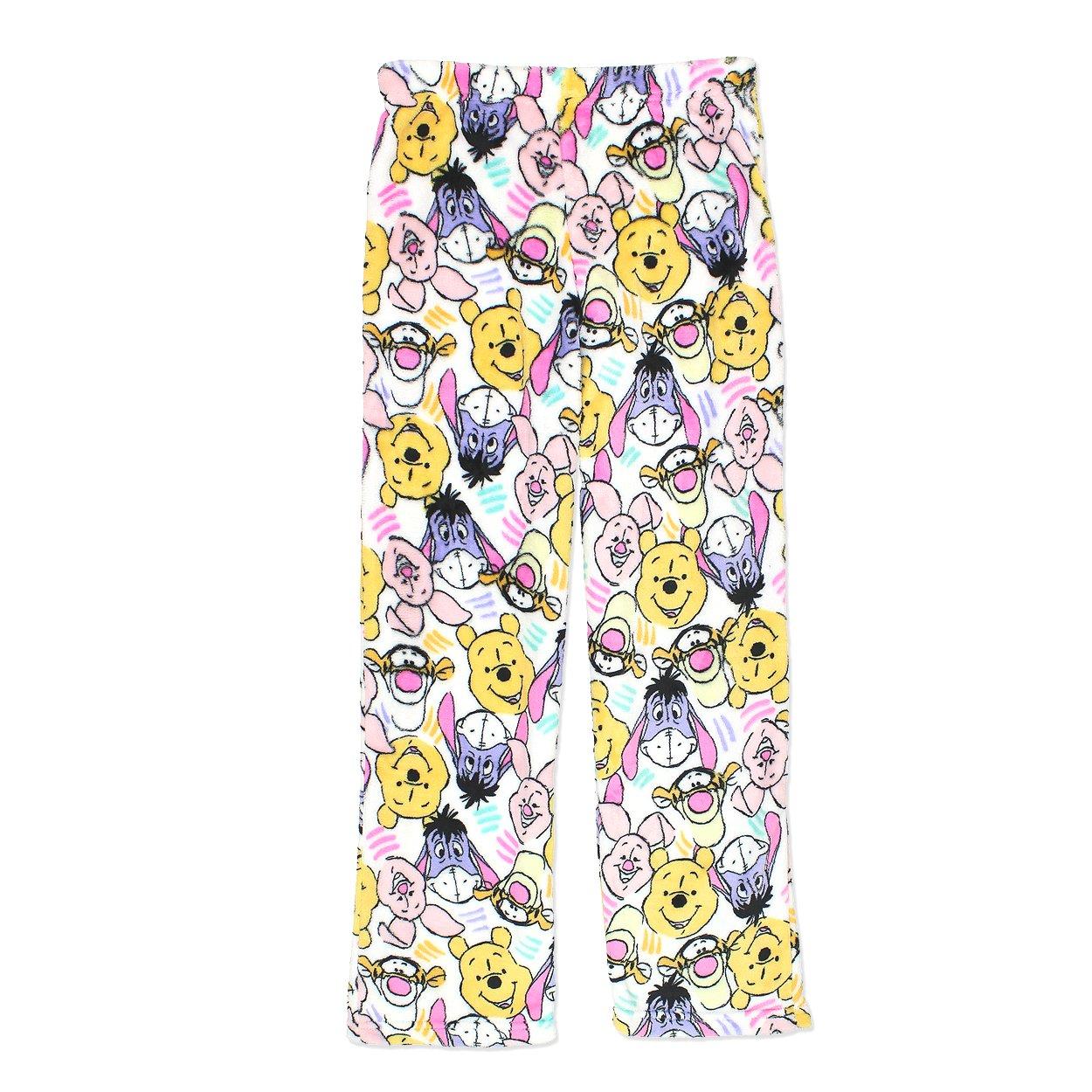 Winnie The Pooh Juniors Fleece Pajama Pants (Teen/Adult) manufacturer