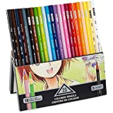 Sanford Prismacolor Premier Colored Manga Pencil Set, 23 Colored (1774800)