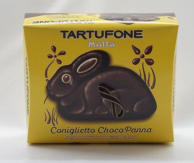 Tartufone Motta Coniglietto Chocopanna Cioccolato Colomba 750 Gr