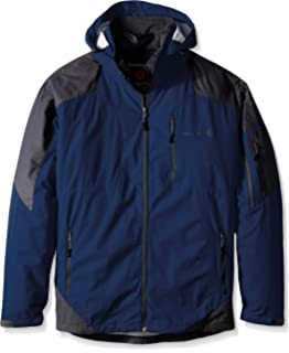 4bf246c6ba Free Country Men's Size Waterproof Stretch 3-in-1 Systems Jacket with  Puffer Inner