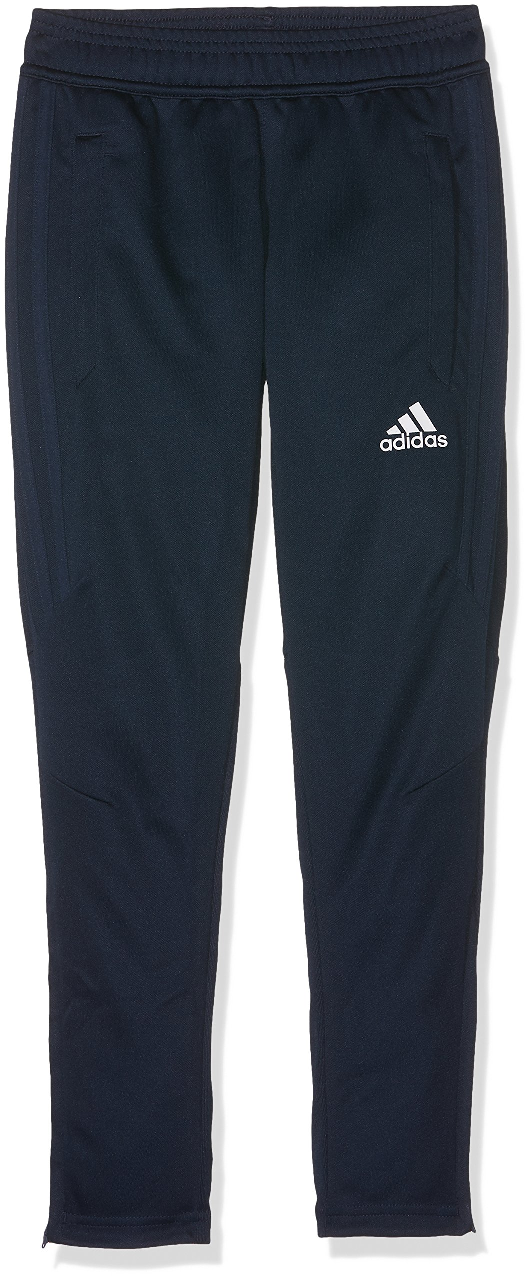 Adidas Tiro 17 Training Skinny Pants - Youth - Navy/Navy/White - Age 7-8 by adidas