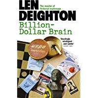 Billion-Dollar Brain (English Edition)
