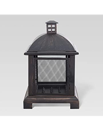 Astonishing Outdoor Fireplaces Amazon Com Interior Design Ideas Greaswefileorg