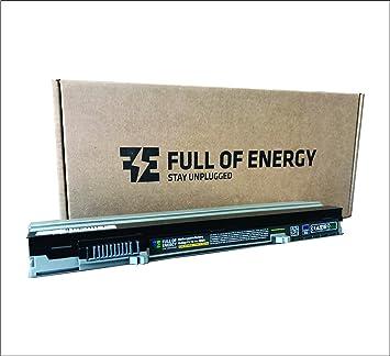 Full of Energy Batería del ordenador portátil para Dell Latitude E4300, Latitude E4300N, Latitude