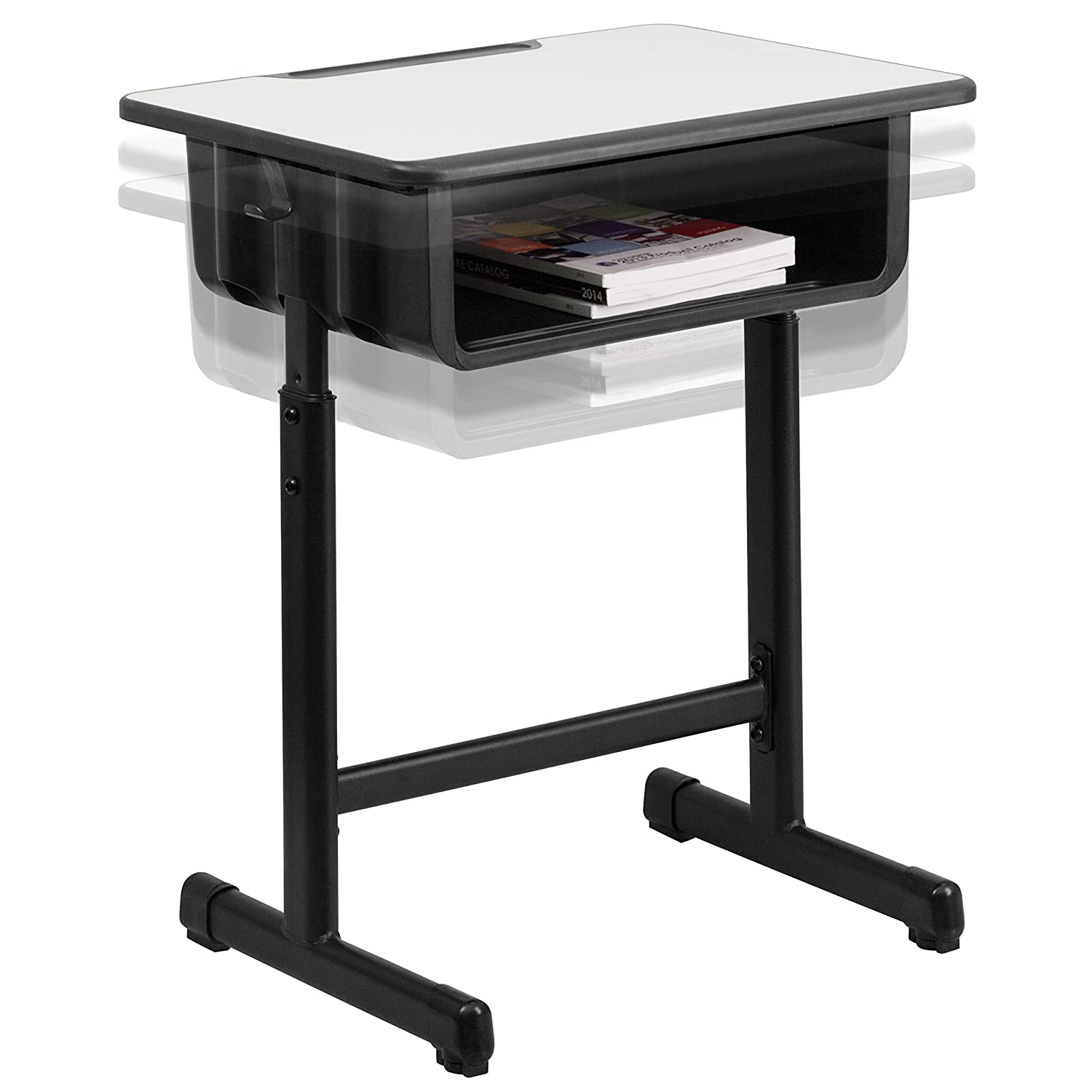 student plt tote smith furniture desk system classroom desks single flexline flex