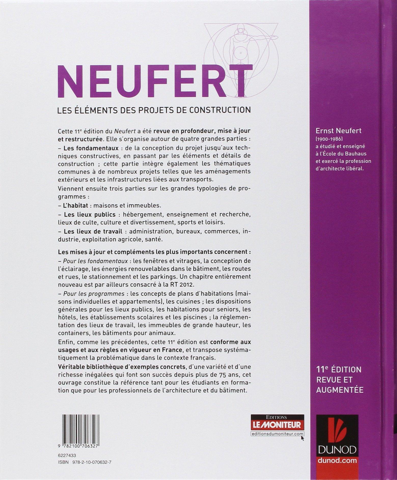 neufert 10eme edition