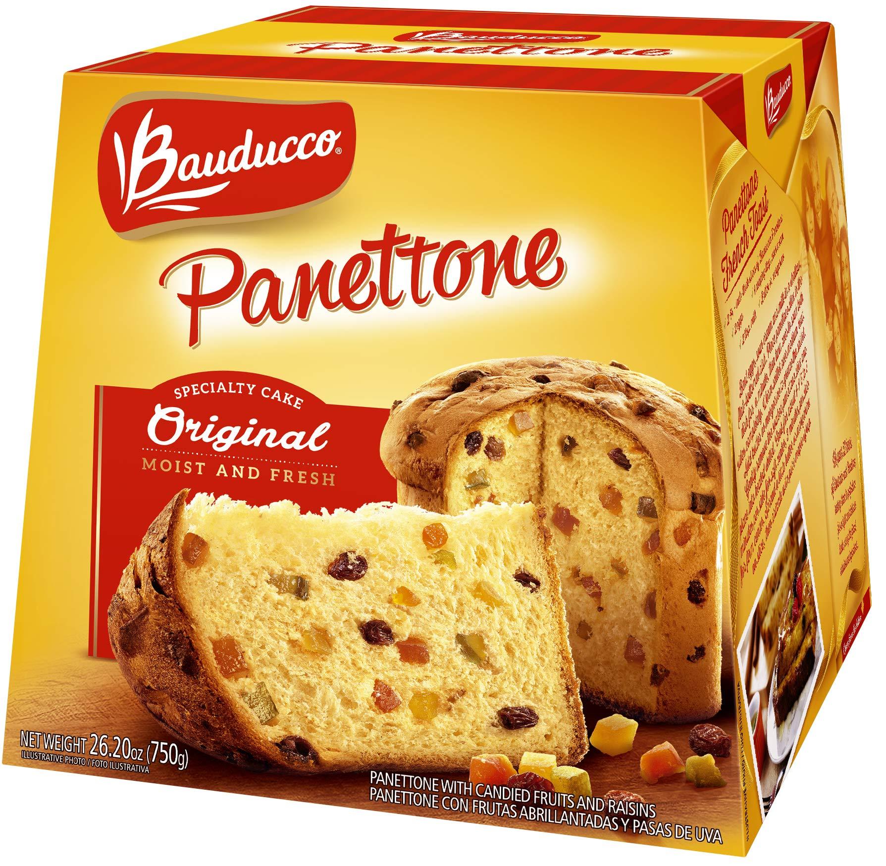 Bauducco Panettone Original 262 Oz