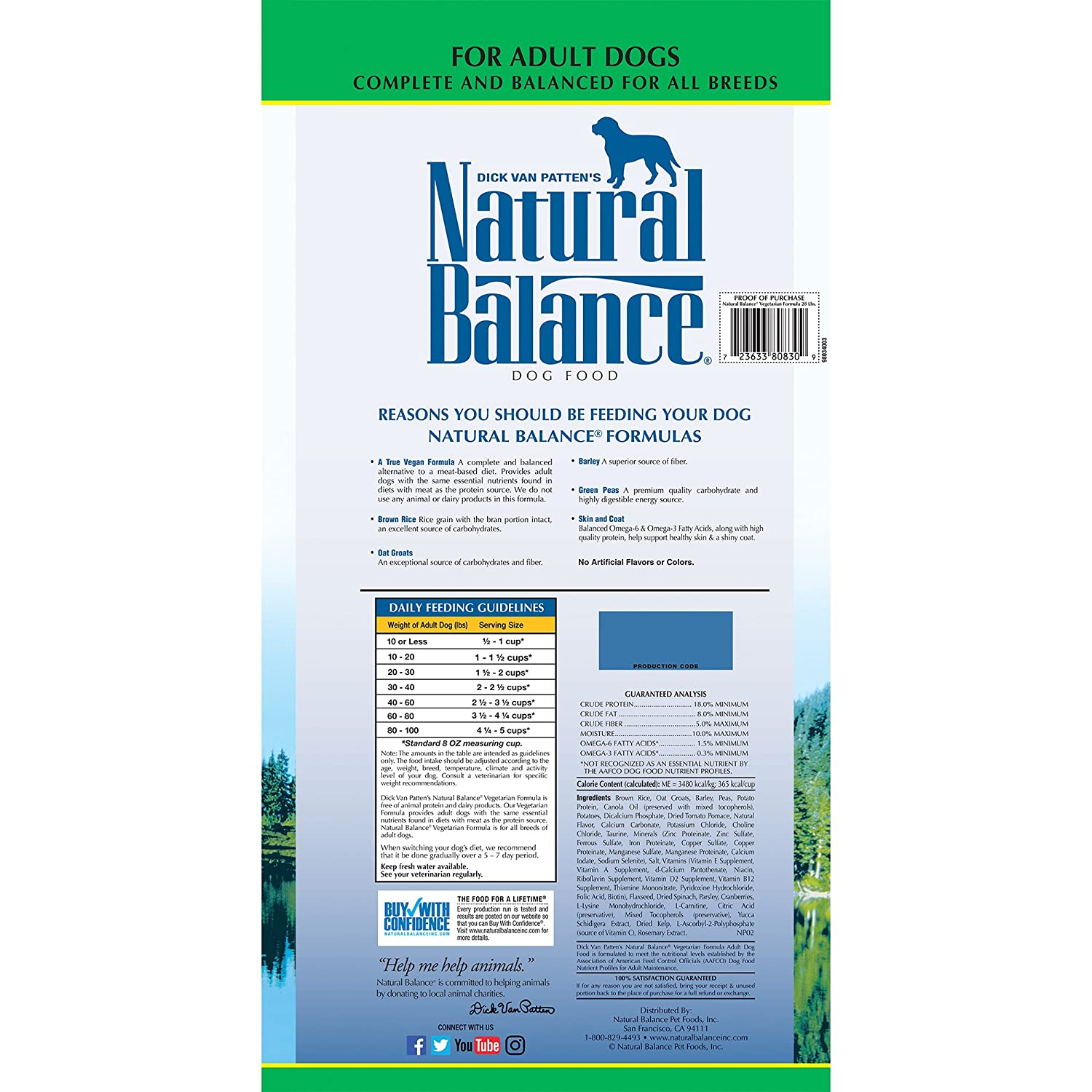 Amazon natural balance vegetarian formula dry dog food 28 amazon natural balance vegetarian formula dry dog food 28 pound pet supplies geenschuldenfo Gallery
