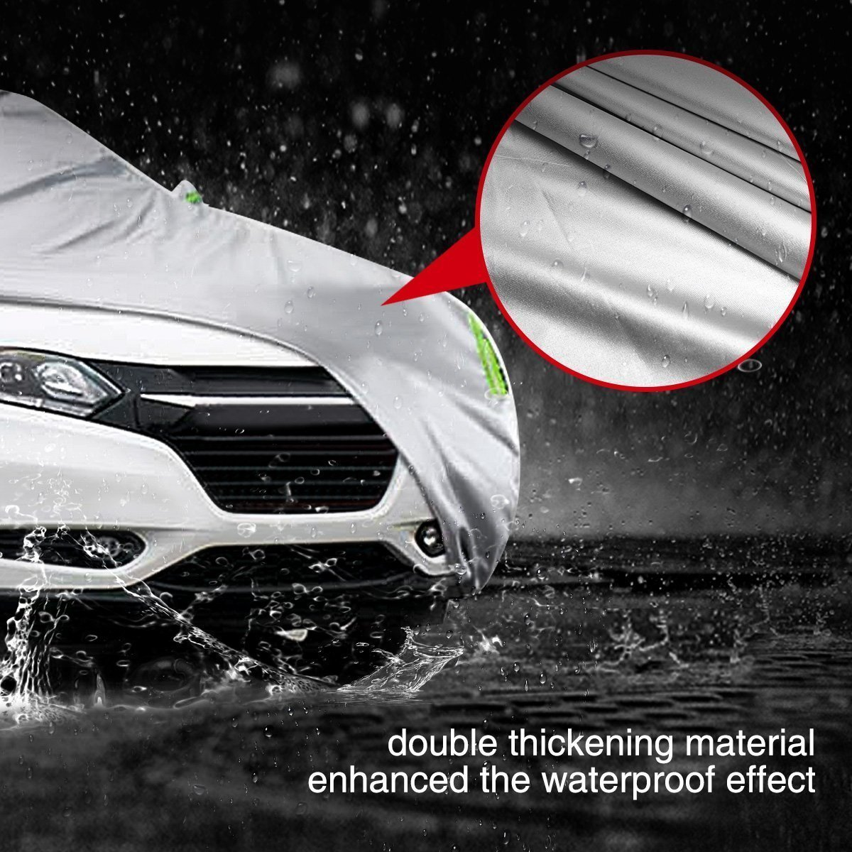 Frost Car Windshield Snow Cover Manba Sun Shade Protector Lypumso Car Windshield Snow Cover Silver