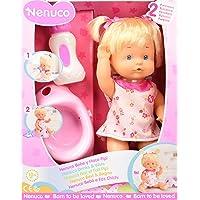 Famosa- Nenuco Bebe y Hace Pipí, Color rosa, única (700014961) , color/modelo surtido