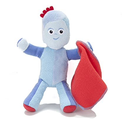 Amazon In The Night Garden Talking Iggle Piggle Soft Toy 23cm
