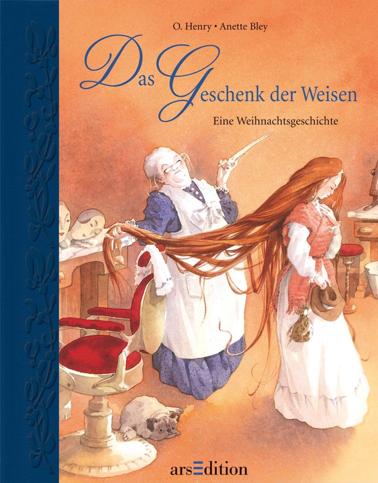 Das Geschenk der Weisen: Eine Weihnachtsgeschichte: Amazon.de: O ...