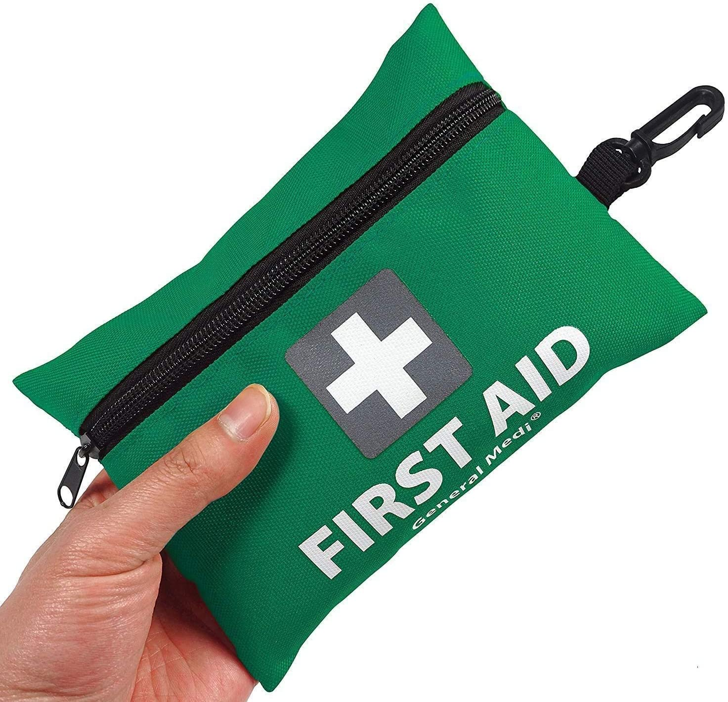FIRST AID KIT-MOTORCYCLE Emergency Care ESSENTIAL ACCIDENT Travel Camping and Outdoor JOURNEY SAFETY BOX