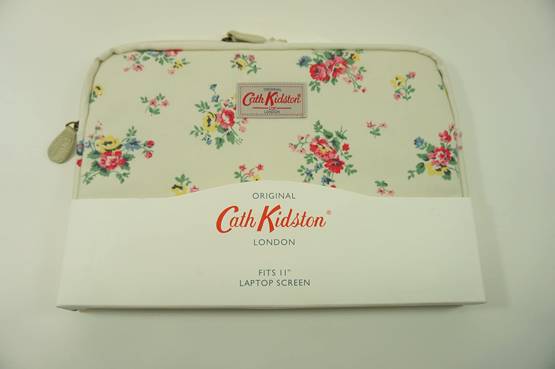 online store 9dbe8 c9d63 Cath Kidston NEW Matt Oilcloth Laptop Sleeve Fits 11