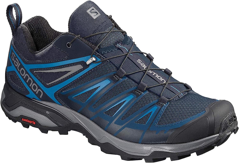 Salomon Ultra 3 Men's Trekking Shoes Blue