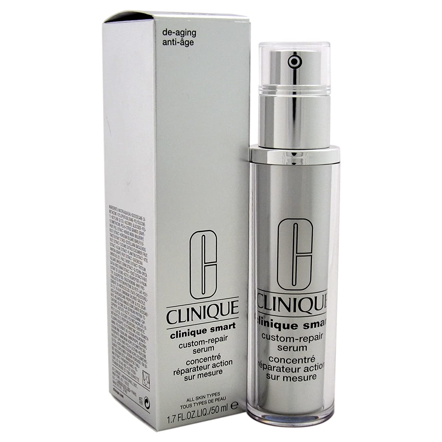 Clinique Smart Custom-Repair Serum-0