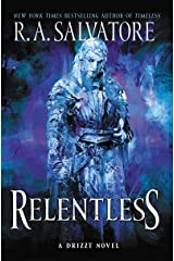 Relentless: A Drizzt Novel (Generations Book 3) Kindle Edition