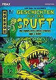 Geschichten aus der Gruft, Staffel 1 (Tales from the Cryptkeeper) / Die ersten 13 Folgen der Grusel-Zeichentrickserie (Pidax Animation) [2 DVDs]